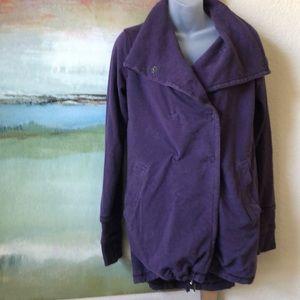 Jackets & Blazers - LULULEMON Purple Jacket Size 8